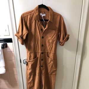 Madewell x As Ever Coverall / Jumpsuit size S